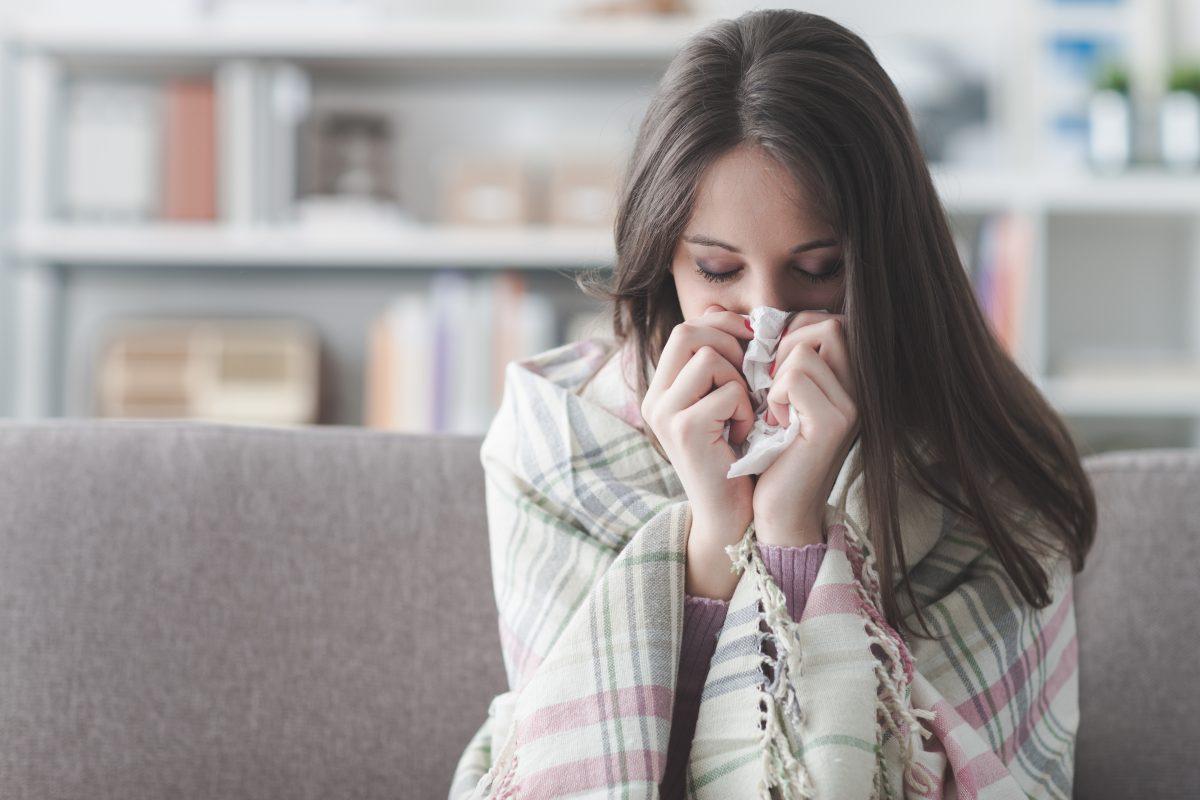 Gripe e resfriado: qual a diferença?