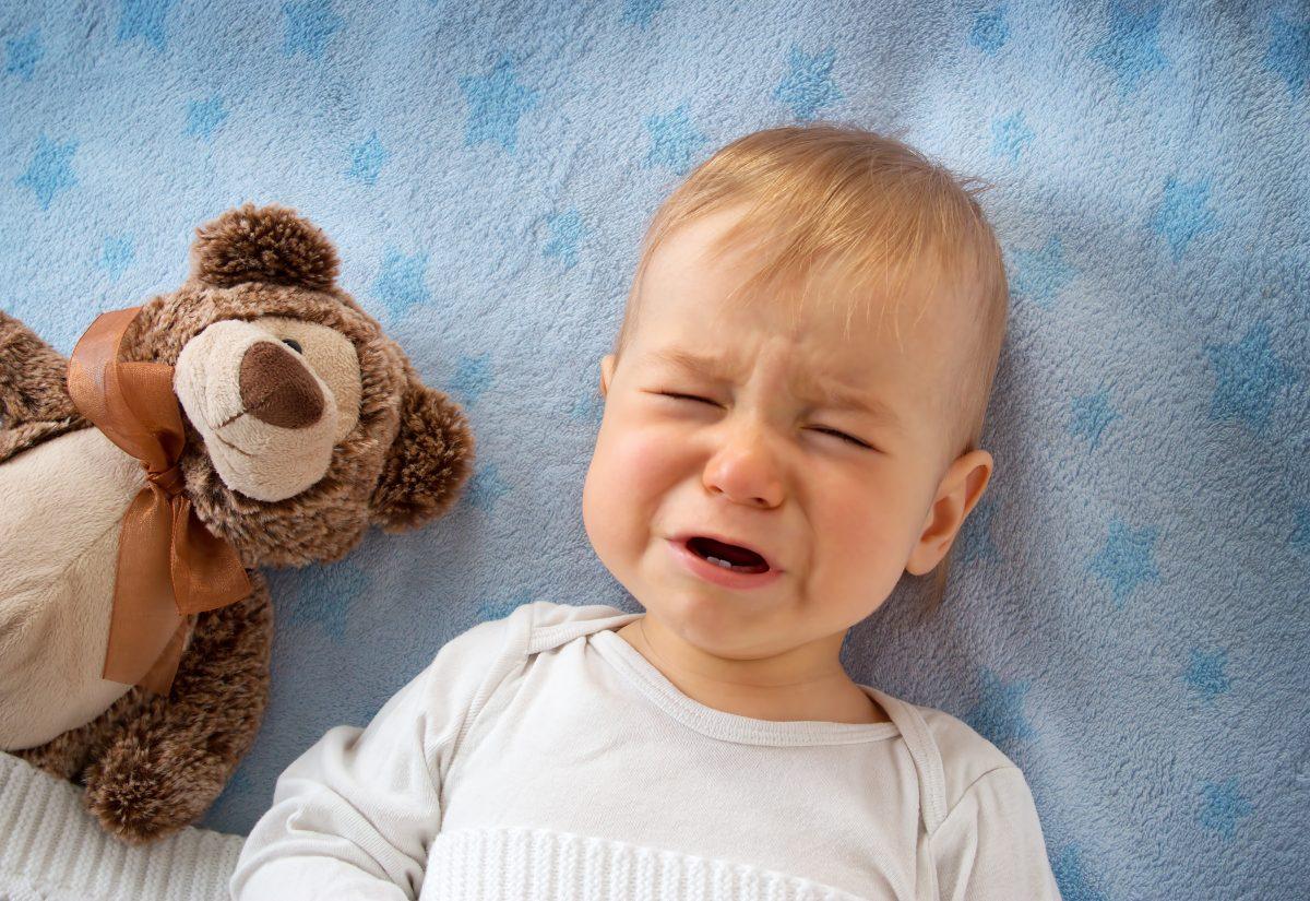 Dor de dente em bebê: como identificar e aliviar?