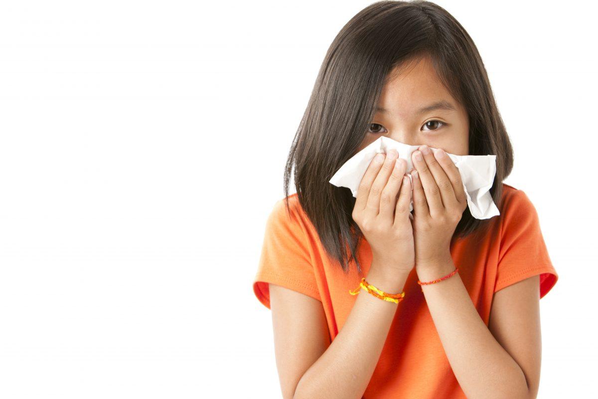 Gripe em crianças: sintomas, tratamento e prevenção