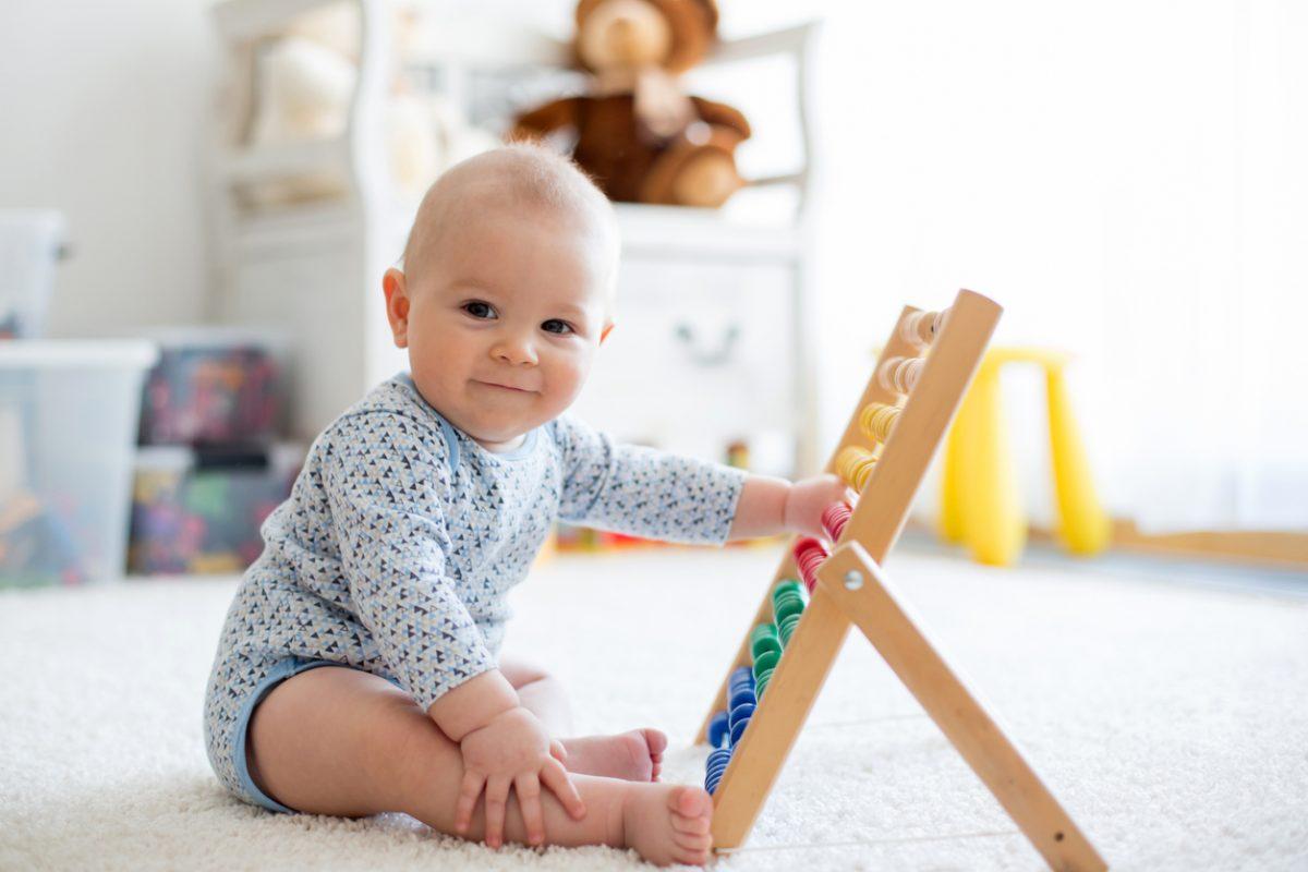 Atividades para bebês de um ano – Confira a nossa lista!